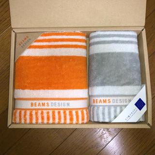 ビームス(BEAMS)のBEAMS タオル セット ギフト フェイスタオル ウォッシュタオル ビームス(タオル/バス用品)