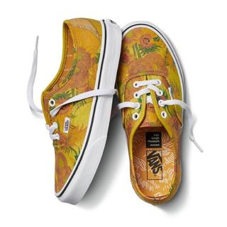 ヴァンズ(VANS)のVincent Van Gogh Authentic SUNFLOWERS(スニーカー)