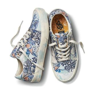 ヴァンズ(VANS)のVincent Van Gogh Old Skool OLD VINEYARD(スニーカー)