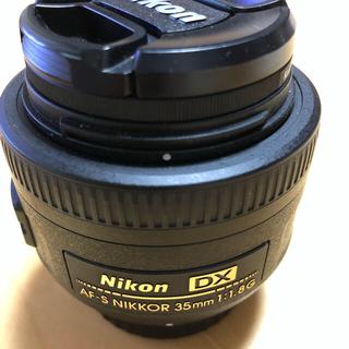 Nikon - 「ゆうや様専用」Nikon単焦点レンズAF-S DX