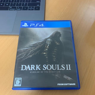 DARK SOULS 2 SCHOLAR OF THE FIRST SIN PS