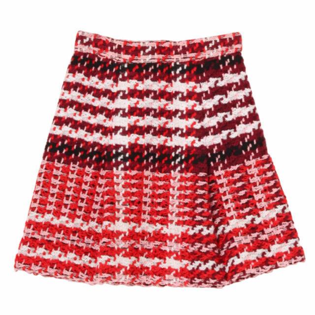MERCURYDUO(マーキュリーデュオ)のMERCURYDUO ツイードスカート レディースのスカート(ミニスカート)の商品写真