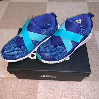 アディダス(adidas)のアディダス FortaSlipon K 18cm(スニーカー)
