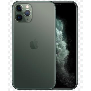 iPhone - iPhone11pro ミッドナイトグリーン SIMフリー 256GB 残債なし