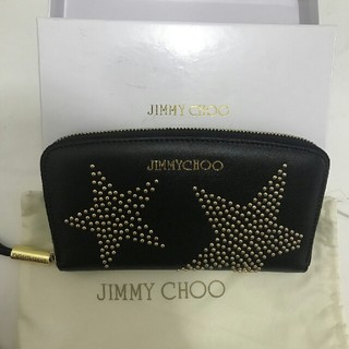 JIMMY CHOO - JIMMY CHOO 長財布