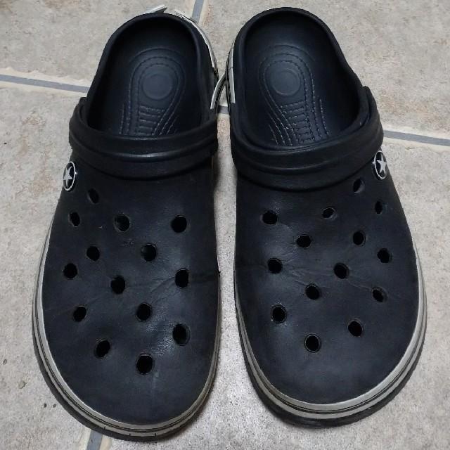 スリッポン サンダル メンズの靴/シューズ(サンダル)の商品写真