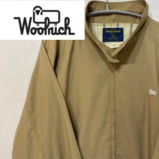 ウールリッチ(WOOLRICH)のウールリッチ ワンポイント スイングトップ フルジョ 90s 90年代(ブルゾン)