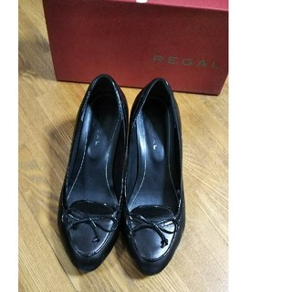 リーガル(REGAL)のREGAL パンプス(ローファー/革靴)