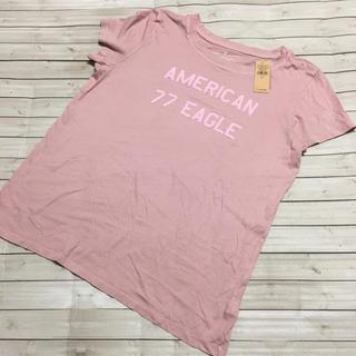 American Eagle - アメリカンイーグル Tシャツ サイズL 新品未使用タグ付き