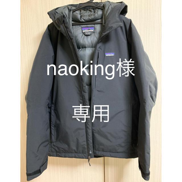 patagonia(パタゴニア)の【naoking様 専用】ウインドスウィープ ダウン フーディ M メンズのジャケット/アウター(ダウンジャケット)の商品写真