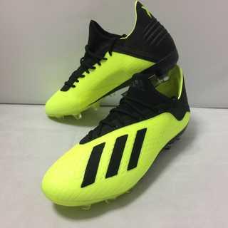 アディダス(adidas)のadidas エックス 18.2 HG AG 新品 26.5cm(シューズ)