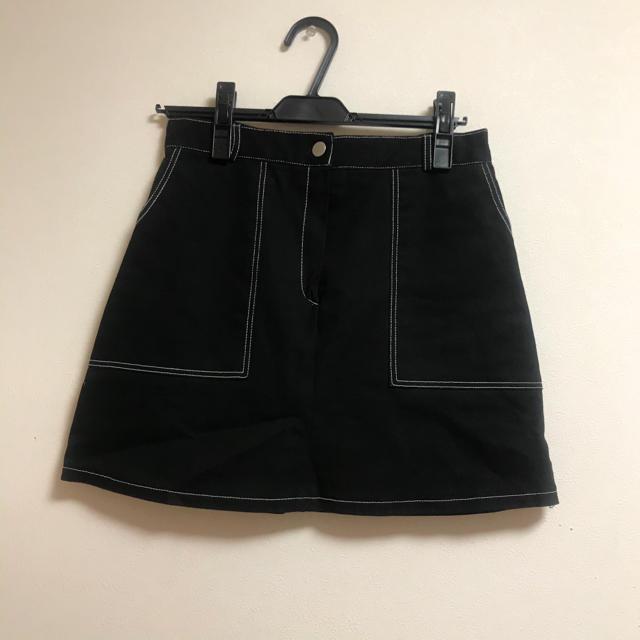 dholic(ディーホリック)の韓国 デニムミニスカート レディースのスカート(ミニスカート)の商品写真