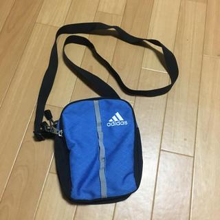 アディダス(adidas)の☆未使用☆adidasアディダスショルダーバックポーチスポーツ(ショルダーバッグ)