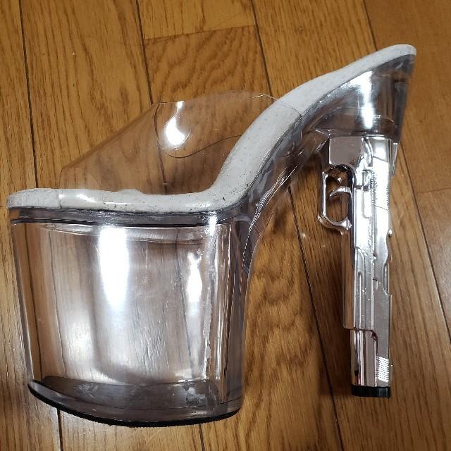 クリアヒール(クリアサンダル・キャバヒール・ダンサーヒール) レディースの靴/シューズ(サンダル)の商品写真