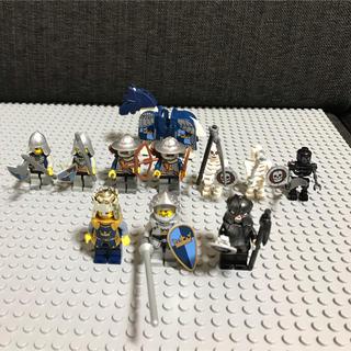 レゴ(Lego)のLEGO レゴ キャッスル フィグ キング ナイト(知育玩具)