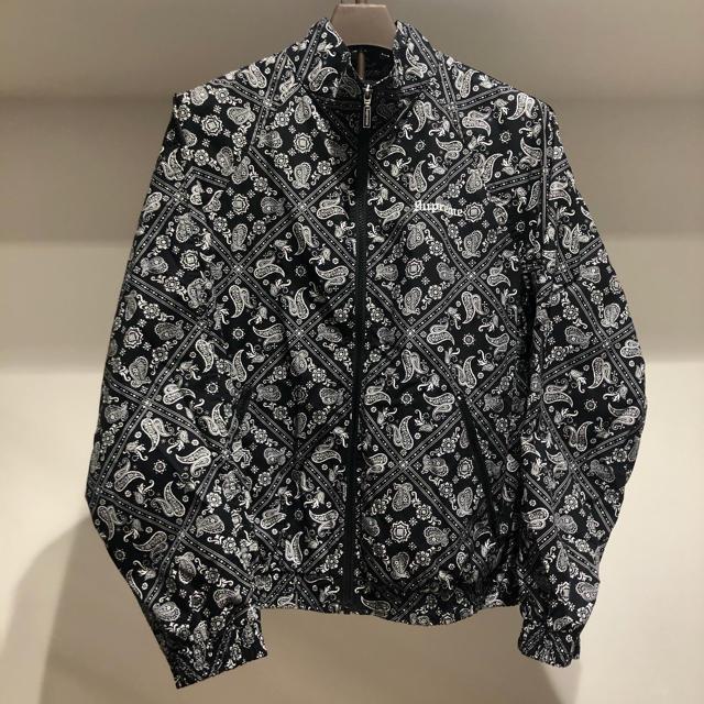 Supreme(シュプリーム)のsupreme bandana track jacket Mサイズ 本日発送 メンズのジャケット/アウター(ナイロンジャケット)の商品写真
