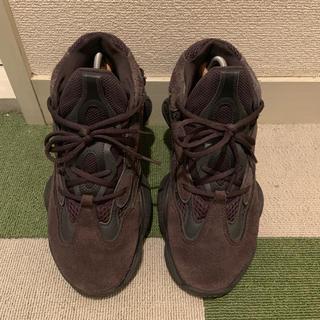 アディダス(adidas)のYeezy Boost 500 26cm(スニーカー)