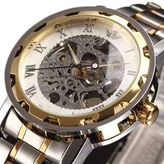 時計、機械式時計 メンズウォッチクラシックスタイル(腕時計(アナログ))