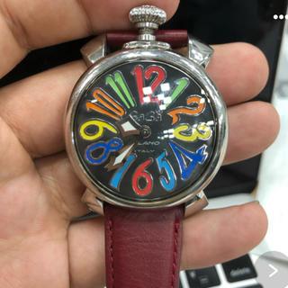 GaGa MILANO - ガガミラノ腕時計25日迄山ピー様取り置き(^^)