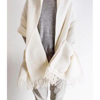ネストローブ(nest Robe)のラプアンカンクリ|ポケットショール Uni(マフラー/ショール)