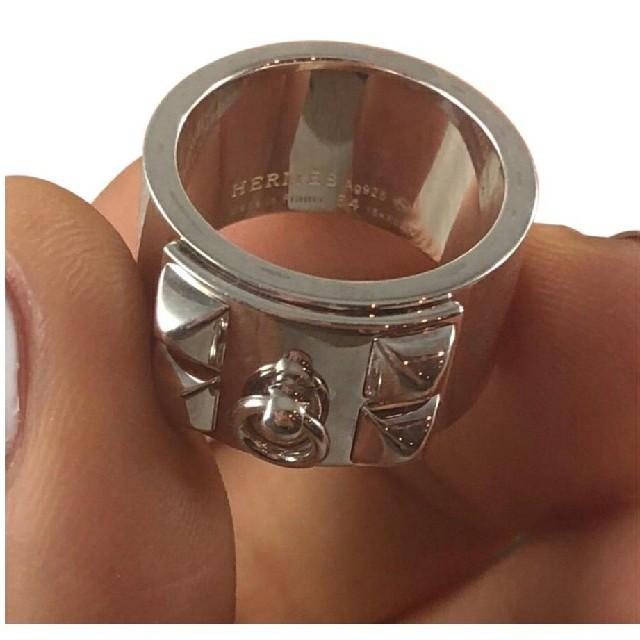 Hermes(エルメス)のひゃん様専用 レディースのアクセサリー(リング(指輪))の商品写真