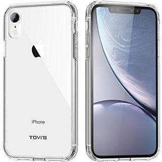 スマホケース TGVI'S For iPhone XR クリア ケース カバー