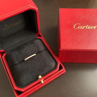 カルティエ(Cartier)のエタンセル ドゥ カルティエ 8号 ウェディングリング(リング(指輪))