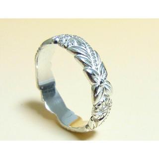シルバーリング ハワイアン アクセサリー/指輪