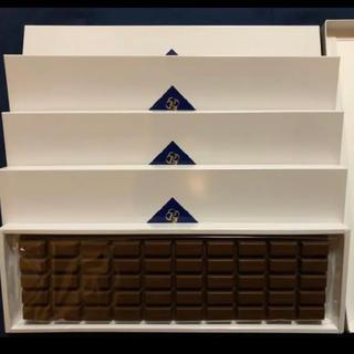 ヨックモック チョコレート 5枚セット
