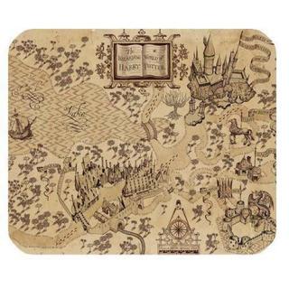 USJ - Harry Potter 魔法界地図 マウスパッド
