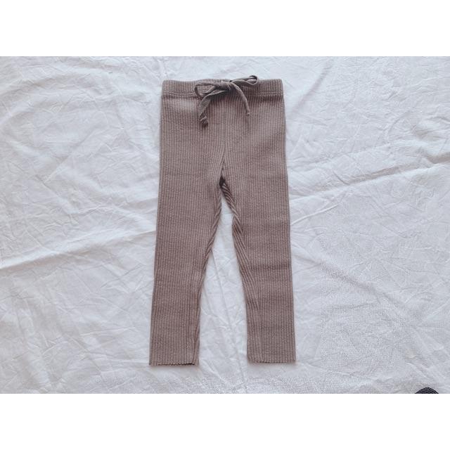 marvi lib  leggings キッズ/ベビー/マタニティのベビー服(~85cm)(パンツ)の商品写真