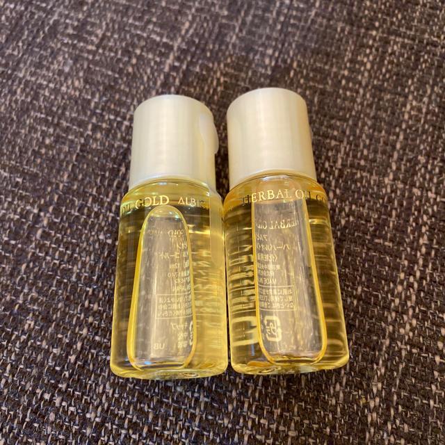 ALBION(アルビオン)のアルビオンハーバルオイルゴールド☆ コスメ/美容のスキンケア/基礎化粧品(フェイスオイル / バーム)の商品写真