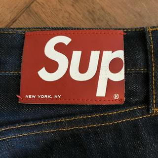 Supreme - supreme rigid slim jean 30