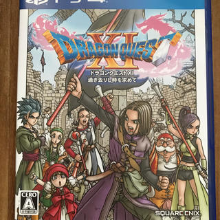PlayStation4 - ドラゴンクエストXI 過ぎ去りし時を求めて PS4版 中古