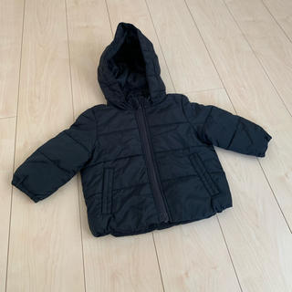 MUJI (無印良品) - 無印良品 中綿 ジャケット アウター 80