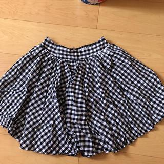 レトロガール(RETRO GIRL)のチェックスカート(ミニスカート)