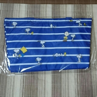 SNOOPY - スヌーピー買い物かご用保冷バッグ