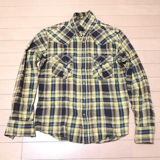 ホリスター(Hollister)のネルシャツ(チェックシャツ)Mサイズ(シャツ)