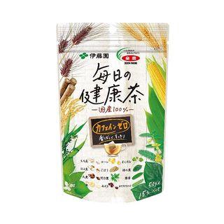 イトウエン(伊藤園)の伊藤園・全農 毎日の健康茶 ティーバッグ 5g*15袋 (健康茶)