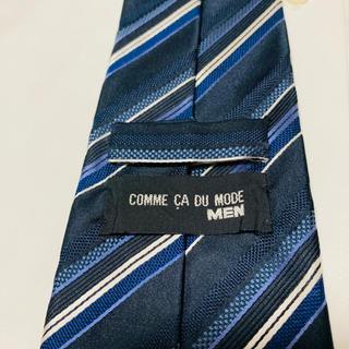 COMME CA MEN - COMME CA DU MODE MEN コムサ デ モード メン ストライプ柄
