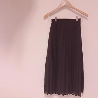 GU - GU プリーツ スカート
