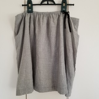 mina perhonen - ミナペルホネンnuageスカート/フリーサイズ