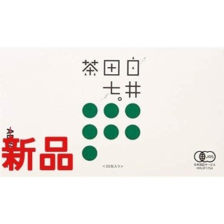 ☆週末セール☆ カテキン緑茶 田七人参茶 (30包入り)和漢の森(茶)