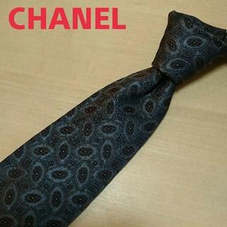CHANEL - ◇正規品◇CHANEL◇シャネルネクタイ