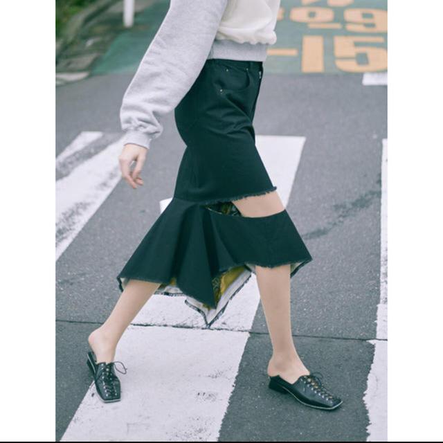 Ameri VINTAGE(アメリヴィンテージ)のAmelievintageスカート レディースのスカート(ロングスカート)の商品写真