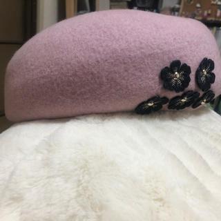 フルラ(Furla)のフルラ  ベレー帽(ハンチング/ベレー帽)