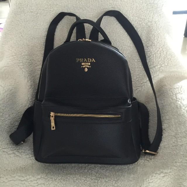 PRADA(プラダ)のプラダリュック レディースのバッグ(リュック/バックパック)の商品写真