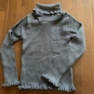 ベベノイユ(BEBE Noeil)のnekosophie様専用  BEBE noeilタートルネック110(Tシャツ/カットソー)