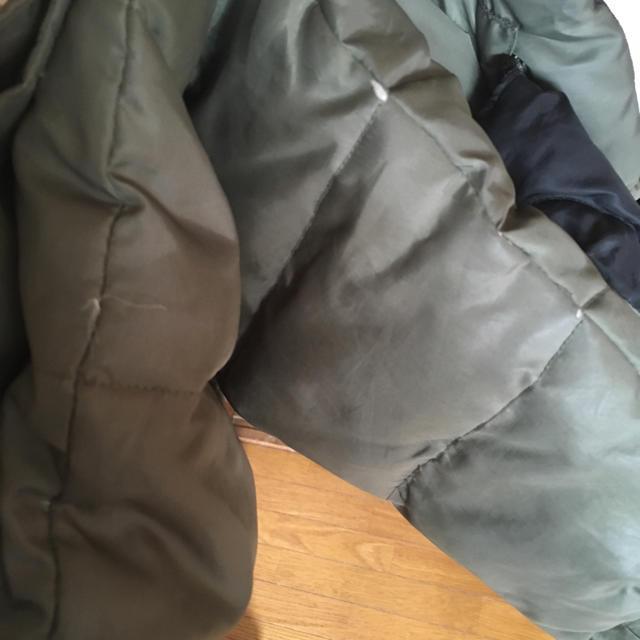 100㎝ ダウンジャケット ジャンパー キッズ/ベビー/マタニティのキッズ服 男の子用(90cm~)(ジャケット/上着)の商品写真