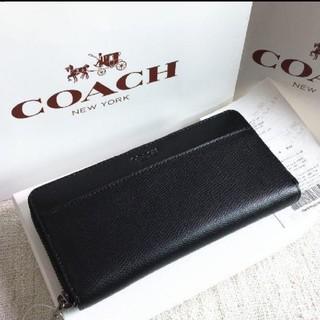 COACH - COACH 長財布 新品未使用